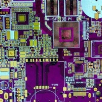 High TG 14 Layer Multilayer pcb with immersion Gold Finished Surface